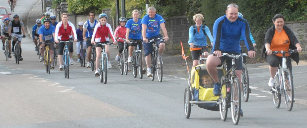 Pembrokeshire Charity Bike Ride 2011 - Sponsored by Web Adept
