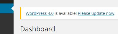Wordpress update 4.0 - Should I update my WordPress website?