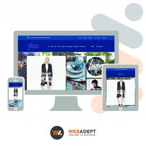 E-commerce example website
