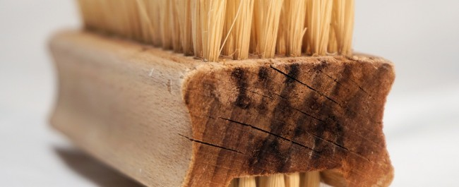 you won't need a scrubbing brush for your social media audit but the process is the same