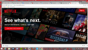 netflix is an example of a business that succesfully leverage email marketing within its digital strategy
